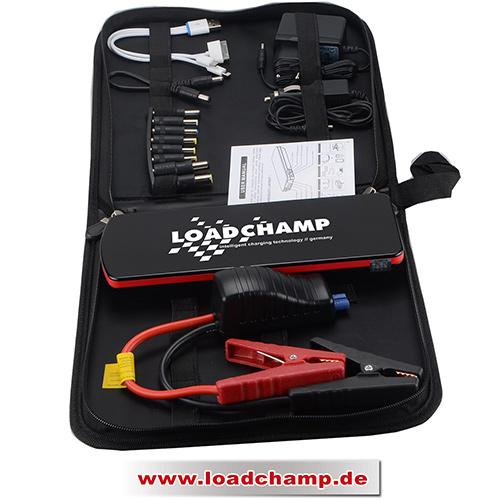 loadchamp 7a 12v automatisches batterie akku ladeger t agm. Black Bedroom Furniture Sets. Home Design Ideas