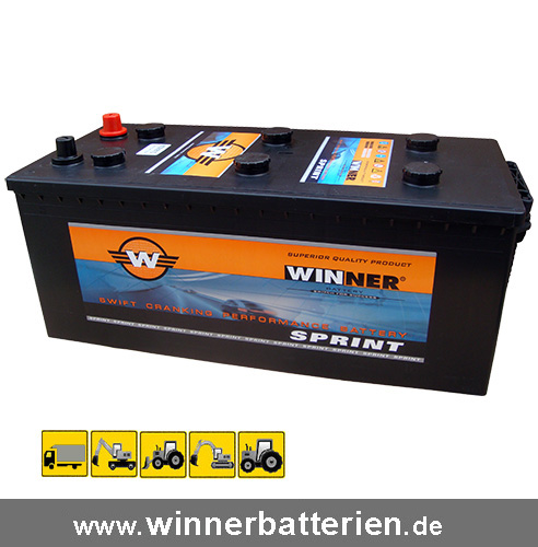 lkw batterie 140ah 960a en starterbatterie heavy duty. Black Bedroom Furniture Sets. Home Design Ideas
