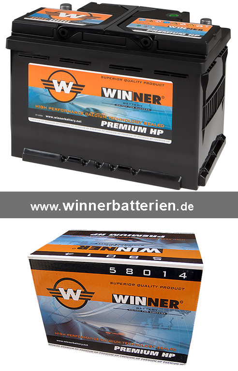 autobatterie 80ah 780a 3 jahre garantie starterbatterie. Black Bedroom Furniture Sets. Home Design Ideas