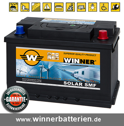 solarbatterie 100ah 12v boots batterie wohnmobil solar. Black Bedroom Furniture Sets. Home Design Ideas