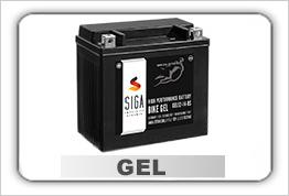 Motorrad Batterien BIKE GEL