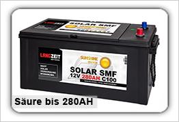 Blei-Säure Versorgungsbatterien