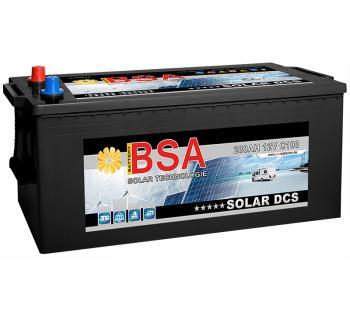 BSA Solar Batterie DCS 280Ah 12V