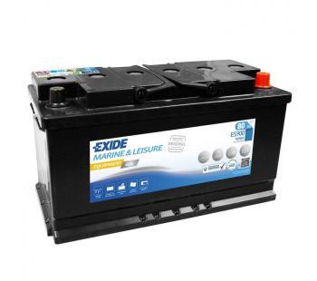 Exide Equipment ES900 80Ah Gel Batterie