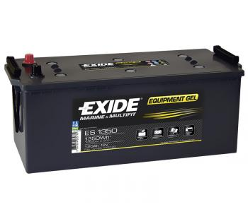 Exide Equipment ES1350 120Ah Gel Batterie