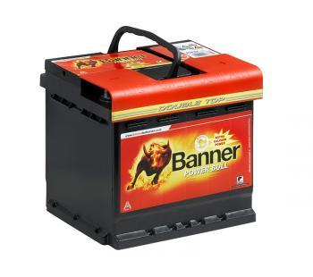 Autobatterie Banner Power Bull 44Ah
