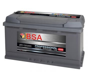 Autobatterie BSA Professional 105Ah