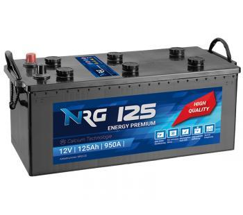 NRG LKW Batterie 125Ah