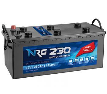 NRG LKW Batterie 230Ah
