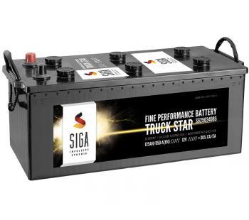 LKW Batterie 125Ah Truck Starterbatterie