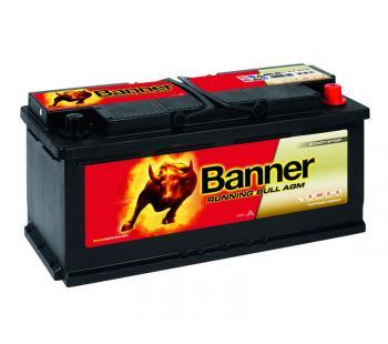 Banner AGM Batterie Running Bull 105Ah / 12V