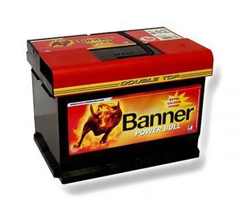 Banner Autobatterie 55Ah / 480A