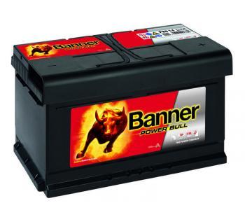 Banner Autobatterie 80Ah / 700A