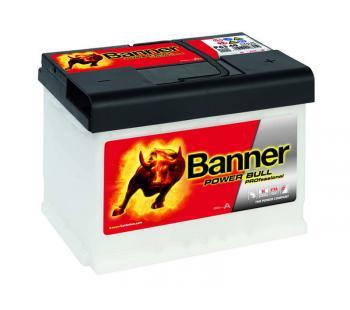 Banner Autobatterie 63Ah / 600A