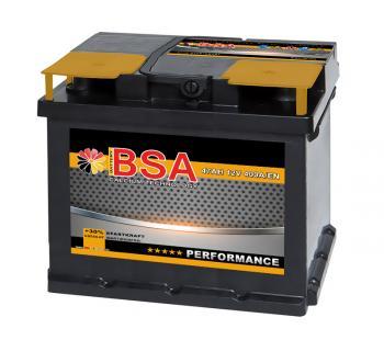 BSA Autobatterie  47Ah / 12V