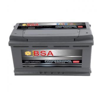 BSA Autobatterie 105Ah 12V
