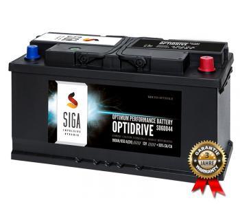 SIGA Autobatterie 100Ah / 850A