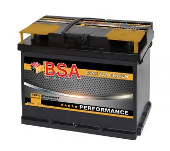 BSA Autobatterie Performance 65Ah