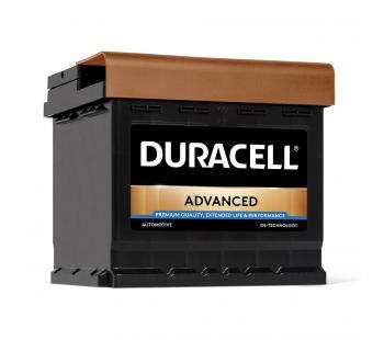 DURACELL 50AH DA50