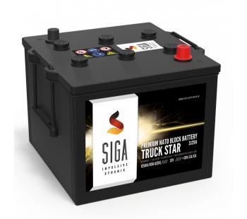 SIGA LKW Batterie 125Ah / 12V / 850A/EN