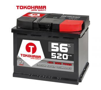 Tokohama Autobatterie 56Ah 12V