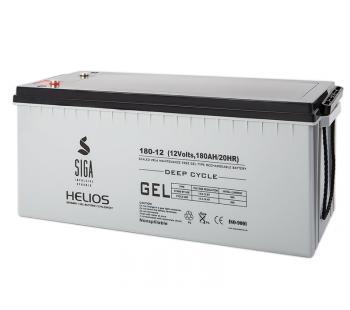 Helios GEL 180Ah 12V Versorgungsbatterie