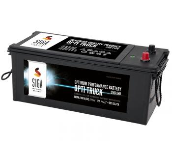 SIGA OPTI TRUCK LKW Batterie 140 Ah
