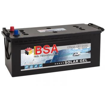 Solar Gel Batterie 170Ah 12V Gelakku