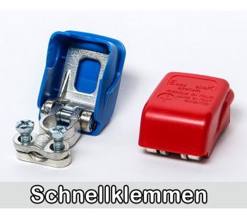 Batterie Schnellklemmen Easy Click