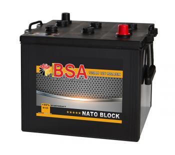 Nato Block Batterie 125Ah