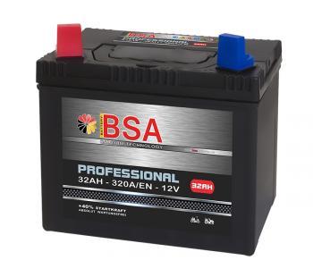 Batterie 32Ah Rasentraktor Aufsitzmäher PPL