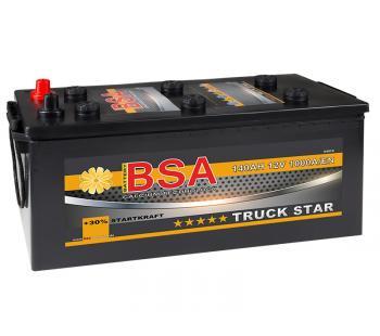 BSA SPO LKW Batterie 140 Ah