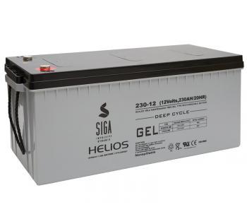 Helios GEL 230Ah Versorgungsbatterie