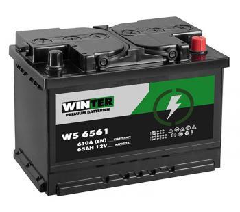 Winter Autobatterie 65Ah 12V