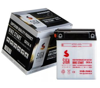 Motorrad Batterie CB12A-A, YB12A-A 12Ah 12V