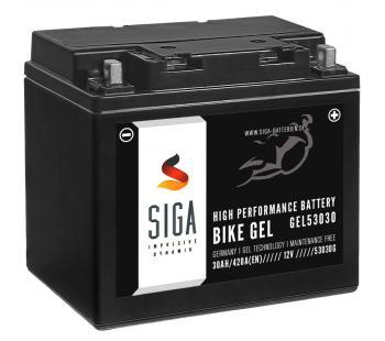 Rasentraktor Gel Batterie 12V 30Ah