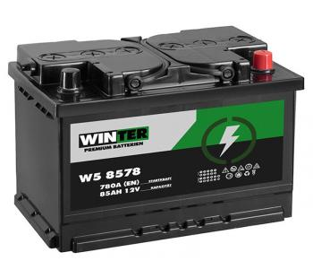 Winter Autobatterie 85Ah 12V