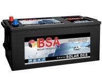 BSA Solar Batterie DCS 220Ah 12V