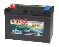 Admiral Bootsbatterie 100Ah