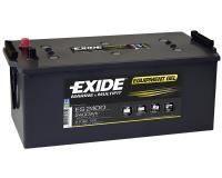 Exide Equipment ES2400 210Ah Gel Batterie