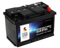 SIGA OPTIGEL Batterie 70Ah 12V
