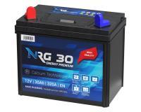 NRG Rasentraktor Batterie 30Ah - 320A PL