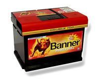 Banner Autobatterie 55Ah 480A
