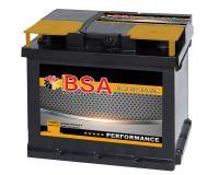 Autobatterie BSA Performance 47Ah