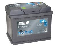 Exide Premium Autobatterie 64Ah 12V