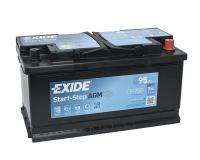 Exide AGM EK950 95Ah Autobatterie