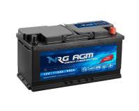 AGM Start Stop Autobatterie 110AH 950A