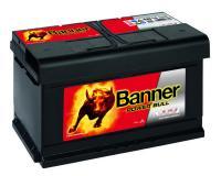 Autobatterie Banner Power Bull 80Ah