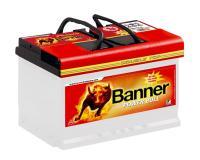 Banner Autobatterie 75Ah 680A