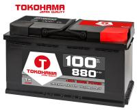 Tokohama T5 Autobatterie 100Ah 880A